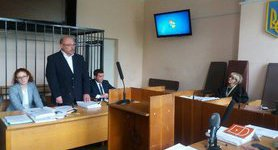 Court places Skhidnyi Plant CEO Sorokin under pre-trial night-time house arrest. PHOTO