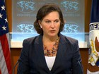 Nuland's visit to Kyiv and Moscow connected to implementation of Minsk agreements, - Department of State