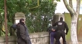 SBU detained separatists with arms and ammunition in Odesa. VIDEO
