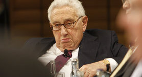 KISSINGER'S EDICT ON CRIMEA