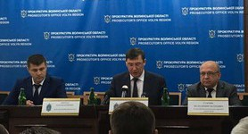 Prosecutor General Lutsenko appoints Kyrychuk Volyn region prosecutor. PHOTO