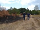 Fire in Chornobyl Exclusion Zone extinguished, - State Emergency Service. PHOTOS
