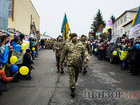 Bila Tserkva residents extend warm welcome to 72nd Brigade soldiers upon their return home. VIDEO+PHOTOS