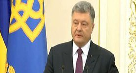 Early parliamentary elections out of question, Ukraine`s president says