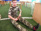 My son is in Krasnodar detention center, - Ihor Hryb