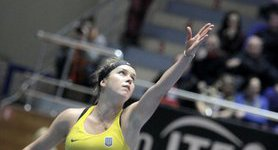 Ukrainian tennis team defeated Australia in Fed Cup. PHOTOS