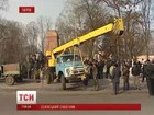 Lenin Guarded - in Kharkiv Police Set up 24-Hour Protection. VIDEO