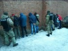 Law enforcers detain White Lions gang involved in robbery and plundering in Kropyvnytskyi. PHOTOS