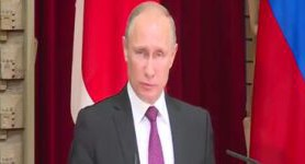 "Putin calls Russian-Syrian efforts in Aleppo ""definitely successful"". VIDEO (in Russian)"