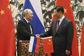 UKRAINE AND THE RUSSIA-CHINA AXIS