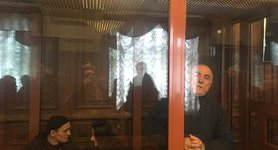 Court once again adjourns Gongadze case hearing. PHOTO