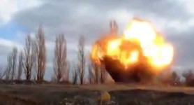 """Some 400 pieces of unexploded ordnance lifted over two days,"" Ukrainian sappers demine territory near Triokhizbenka. VIDEO"