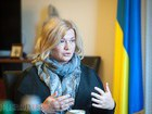Ukraine's MP Iryna Herashchenko slams Peskov's statement on Avdiivka, says Russian authorities no longer deny they launched offensive, calls them war criminals and murderers