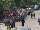 Police guards all-Ukraine sacred procession in Poltava region. PHOTOS