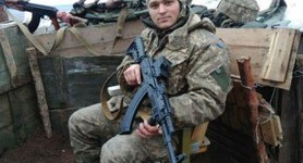 Volyn region to bid farewell to fallen Ukrainian soldier Ihor Klymiuk today. PHOTO