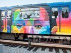 Kyiv subway to see another painted train, - City Administration Deputy Head Sahaidak. PHOTOS