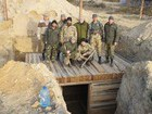 ATO veterans help volunteers make shelters for Ukrainian soldiers, - People`s Project. PHOTOS