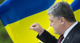 "Poroshenko congratulated Donetsk residents on City Day: ""We are fighting hard for your return to Ukraine"". VIDEO"