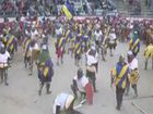Battle of Nations: Ukrainians defeat Russians in medieval reenactment in Spain. VIDEO