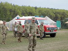 Sumy regional administration donates two ambulances to 61st Brigade. PHOTOS