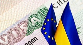 EP voted in favor of visa-free travel for Ukrainians