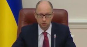 Ukraine will not default as enemies expected, - Yatseniuk