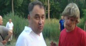Scandalous railway official Fedorko served suspision note and taken specimen of blood. VIDEO