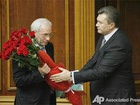 Yanukovych Signs Resignation of Azarov and Cabinet